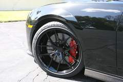 Vern Sharp's Chevrolet Camaro ZL1 on Forgeline One Piece Forged Monoblock VX1 Wheels