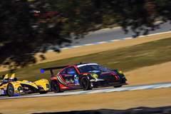 IMSA TUDOR GTD Class Race at Laguna Seca