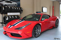 Ferrari's with XPEL ULTIMATE Installed!