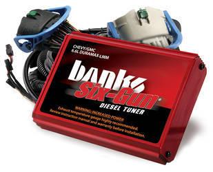 Six-Gun® Diesel Tuner, Chevy 6.6L Duramax