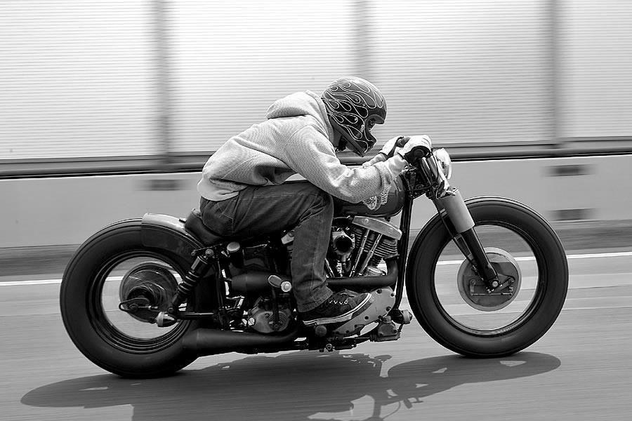 Harley-Davidson  | See-Through Wheels