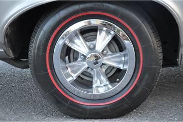 1967 Pontiac GTO | Hurst Wheels