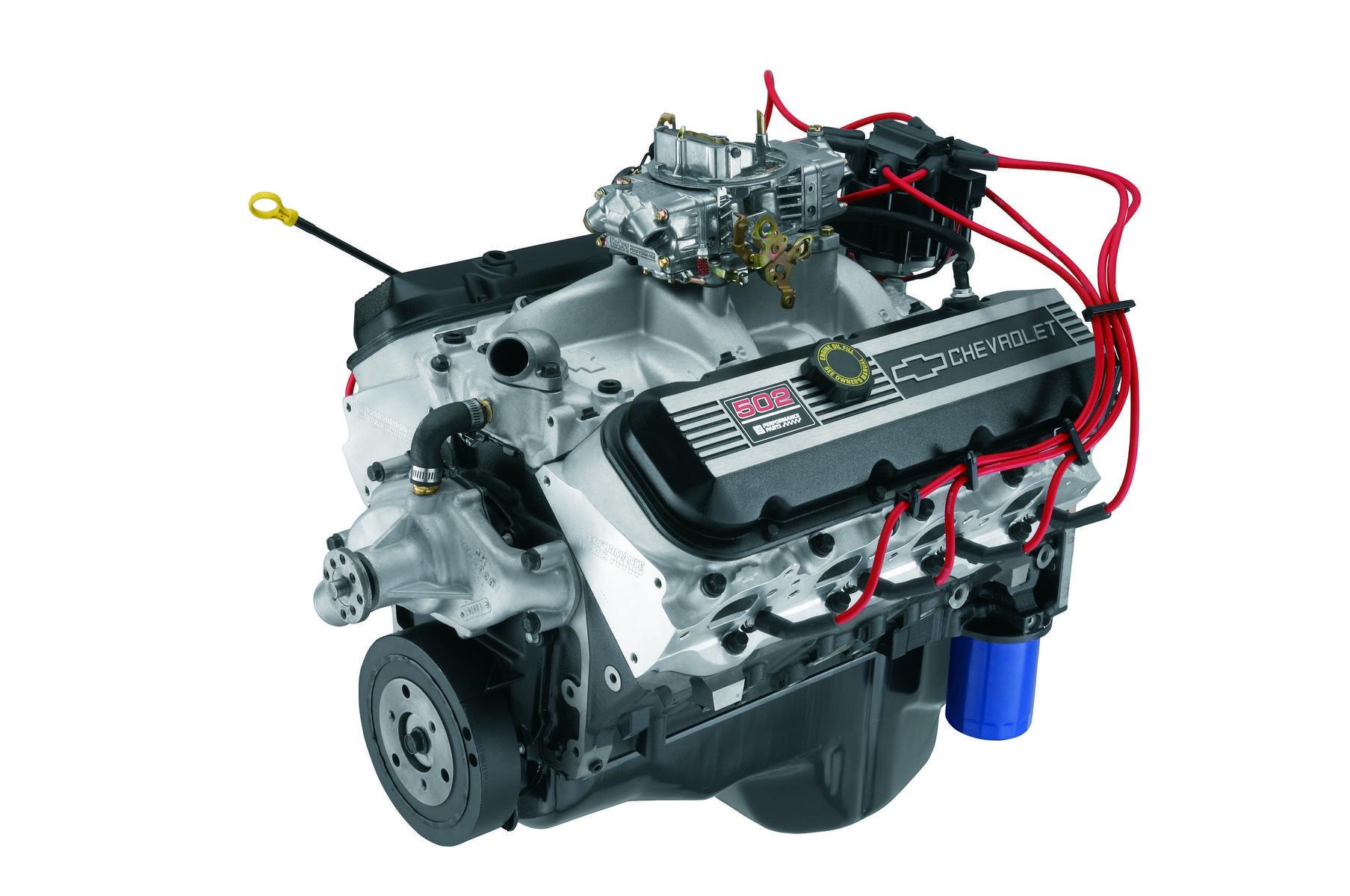 Chevrolet  | ZZ502/502 Deluxe