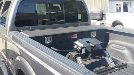 Ford Superduty with Fuelbox combo FTC60