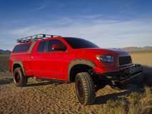 2008 Toyota Tundra Overland Series - Passenger Side Shot