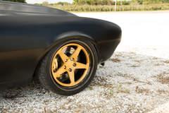 Steve Hummel's '67 Camaro on Forgeline FF3C Concave Wheels