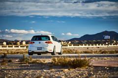H&R 2016 Golf GTI - Rear