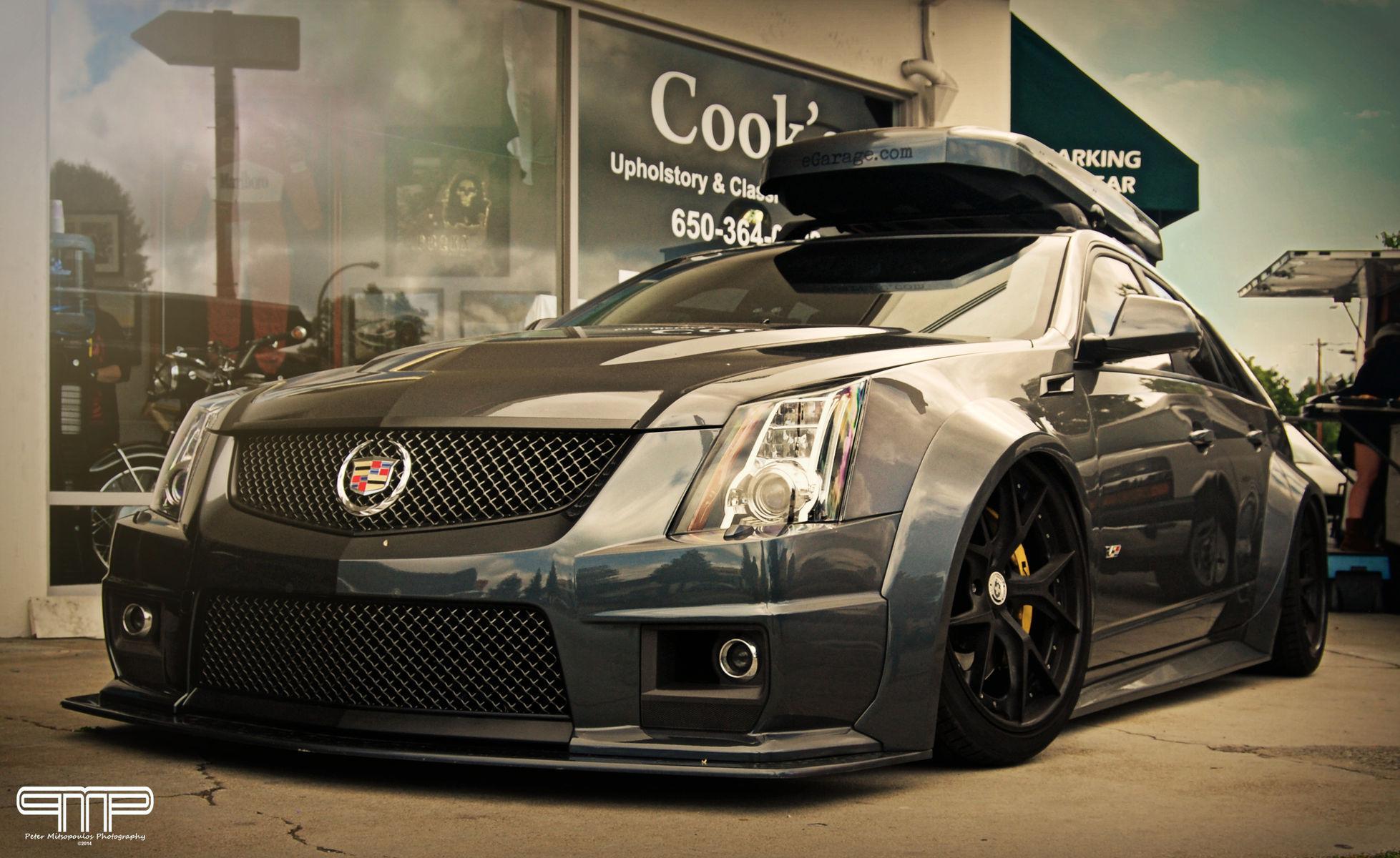 Cadillac CTS-V Wagon | Cadillac CTS-V Widebody Wagon