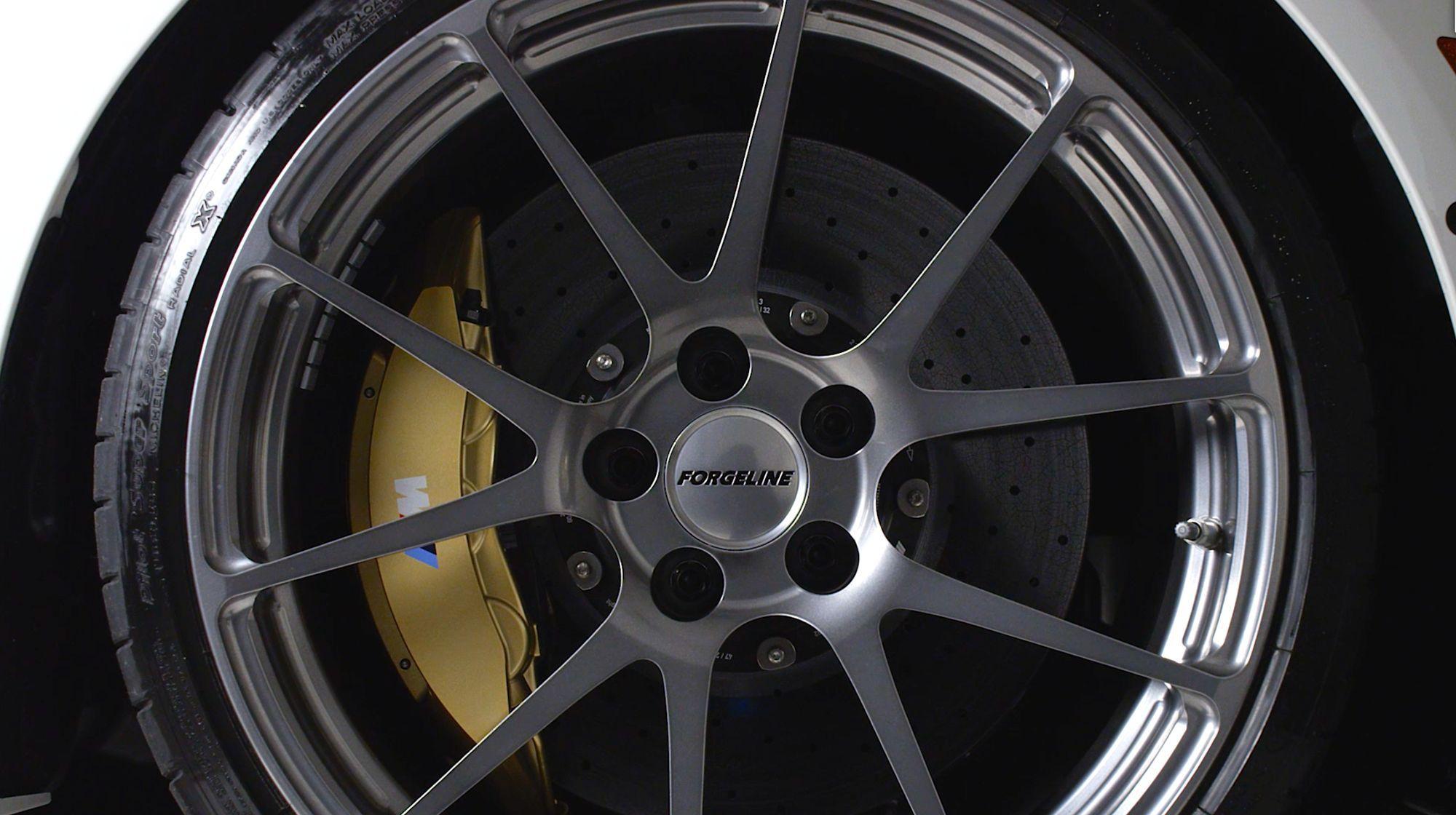 2015 BMW M4 |  BMW Car Club of America Car of Your Dreams M4 on Forgeline GA1R Wheels