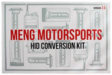 Meng Motorsports V.2 HID Kit