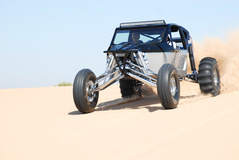 Rigid Industries Lit Sand Rail