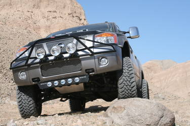 2009 Nissan Titan | OFF-ROAD Titan