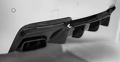 F10 Rear Diffuser
