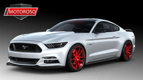 2015 Motoroso Ford Mustang Rendering