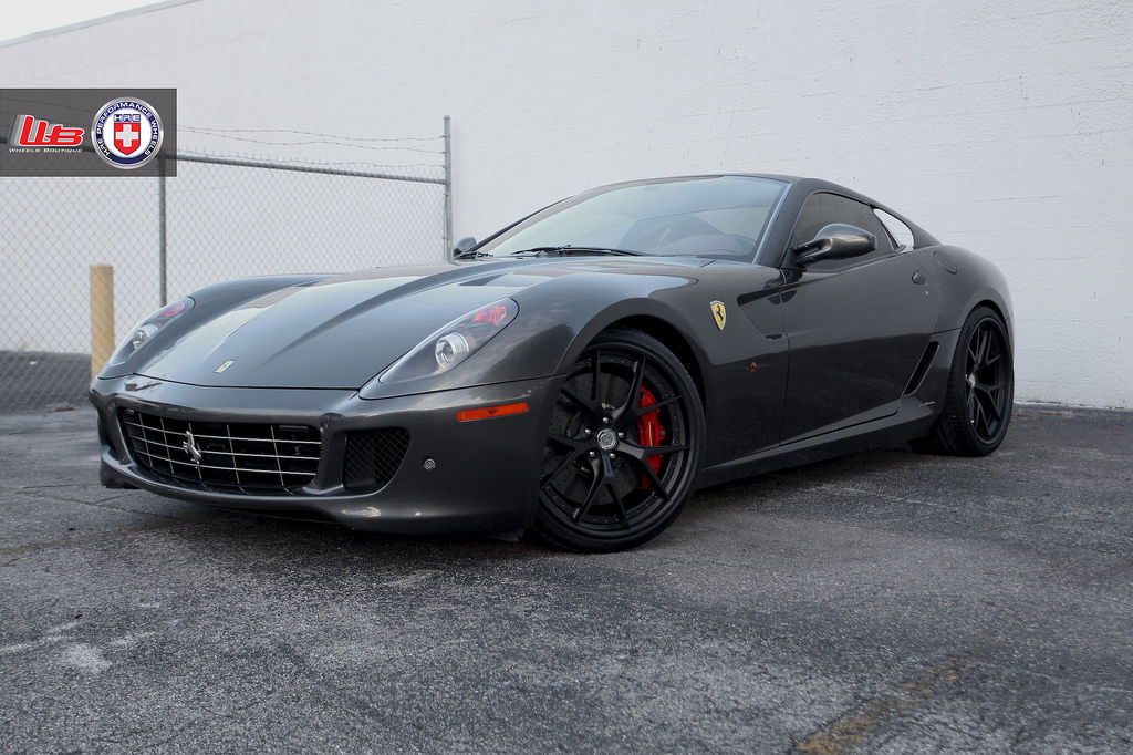 Ferrari 599 | Ferrari 599 on HRE S101