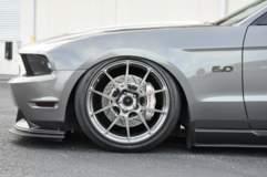 Forgeline GA1R Open Lug Wheel