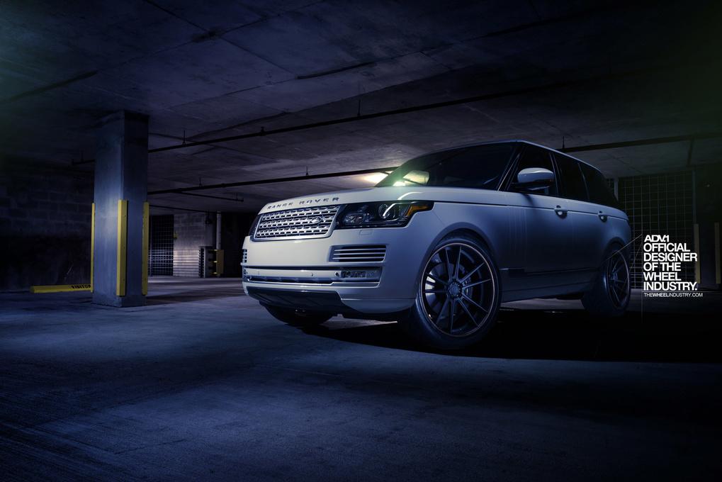 2012 Land Rover Range Rover Sport | '12 Range Rover Sport on ADV.1's