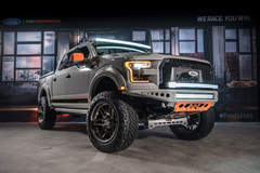 2016 Ford F-150 XLT 4x4 SuperCrew by Bojix Design - Front Fascia