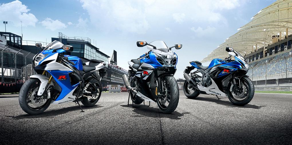 2014 Suzuki GSX-R1000 | The power trio