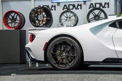 ADV.1 SEMA Show - Ford GT with Carbon Fiber Wheels