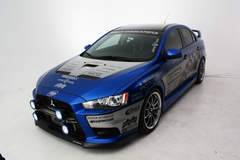 Rally Remix - Evo X