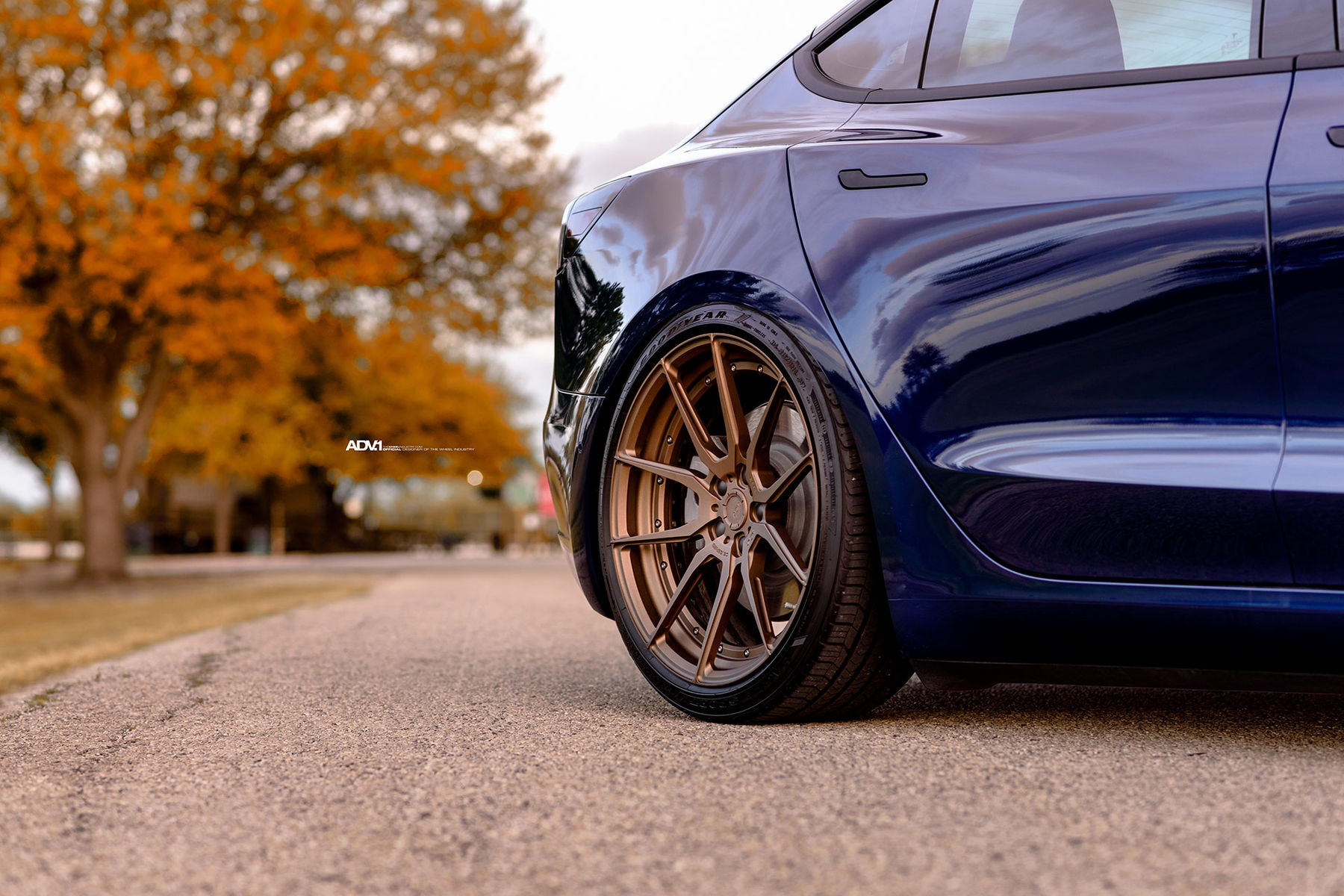 2018 Tesla  | Tesla Model 3 - ADV.1 ADV5.0 M.V2 CS Series Wheels