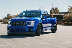 2018 Ford F-150 4x2 SuperCab by ZB Southern Ground/Kurt Busch - Front Profile FordSEMA