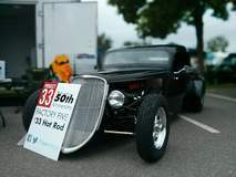 Factory Five at Autofest in Oshawa