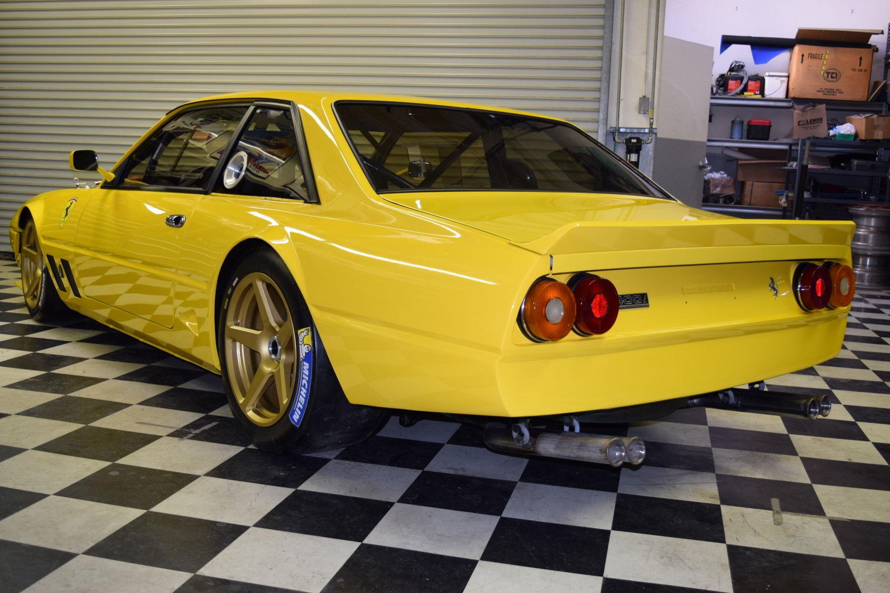 1982 Ferrari  | Jim Busby's 1982 Ferrari