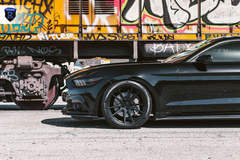 Ford Mustang - Front Stance