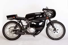Yamaha SR400 Racer by Motor Rock