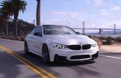 BMW Car Club of America Car of Your Dreams M4 on Forgeline GA1R Wheels