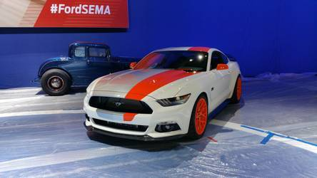 2015 Ford Mustang | 2015 Bojix Ford Mustang - At The SEMA Show