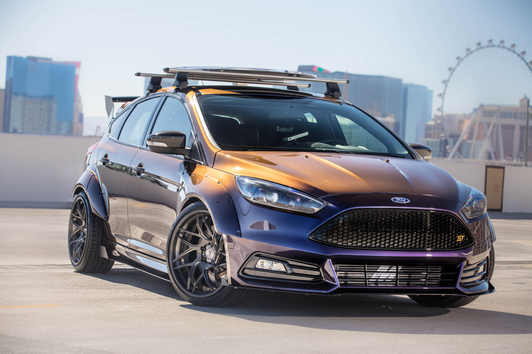 Ford Focus St  Ford Focus St By Blood Type Racing Inc