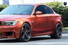 Lowered BMW M2 - Driver Side