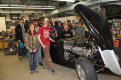 High School Hot Rod Build Crew