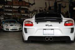 Porsche Rush Cayman S