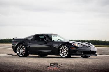 2009 Chevrolet Corvette Z06 | Ryan's C6 Corvette Z06 on Forgeline One Piece Forged Monoblock GS1R Wheels