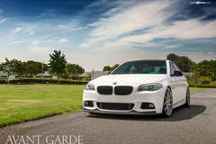 BMW F10 550i