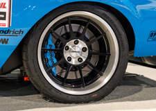 Jim McIlvaine's D&Z Customs 1969 Mercury Cyclone on Forgeline Rebel Wheels