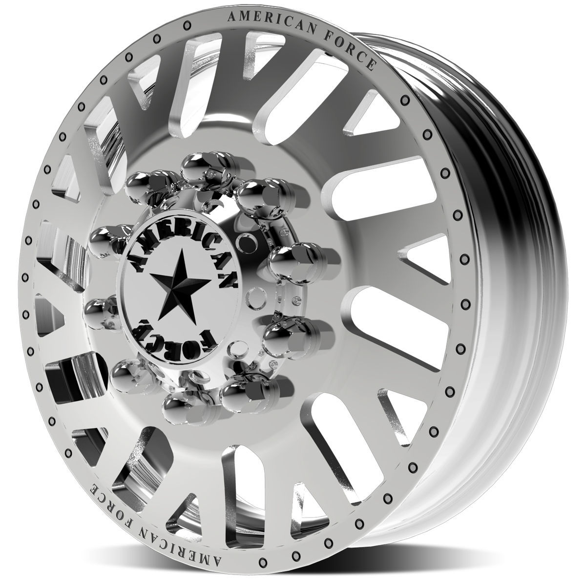 | Dually Wheel - Camber - Front