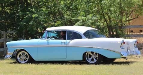 1956 Chevrolet Bel Air | Mel's 56