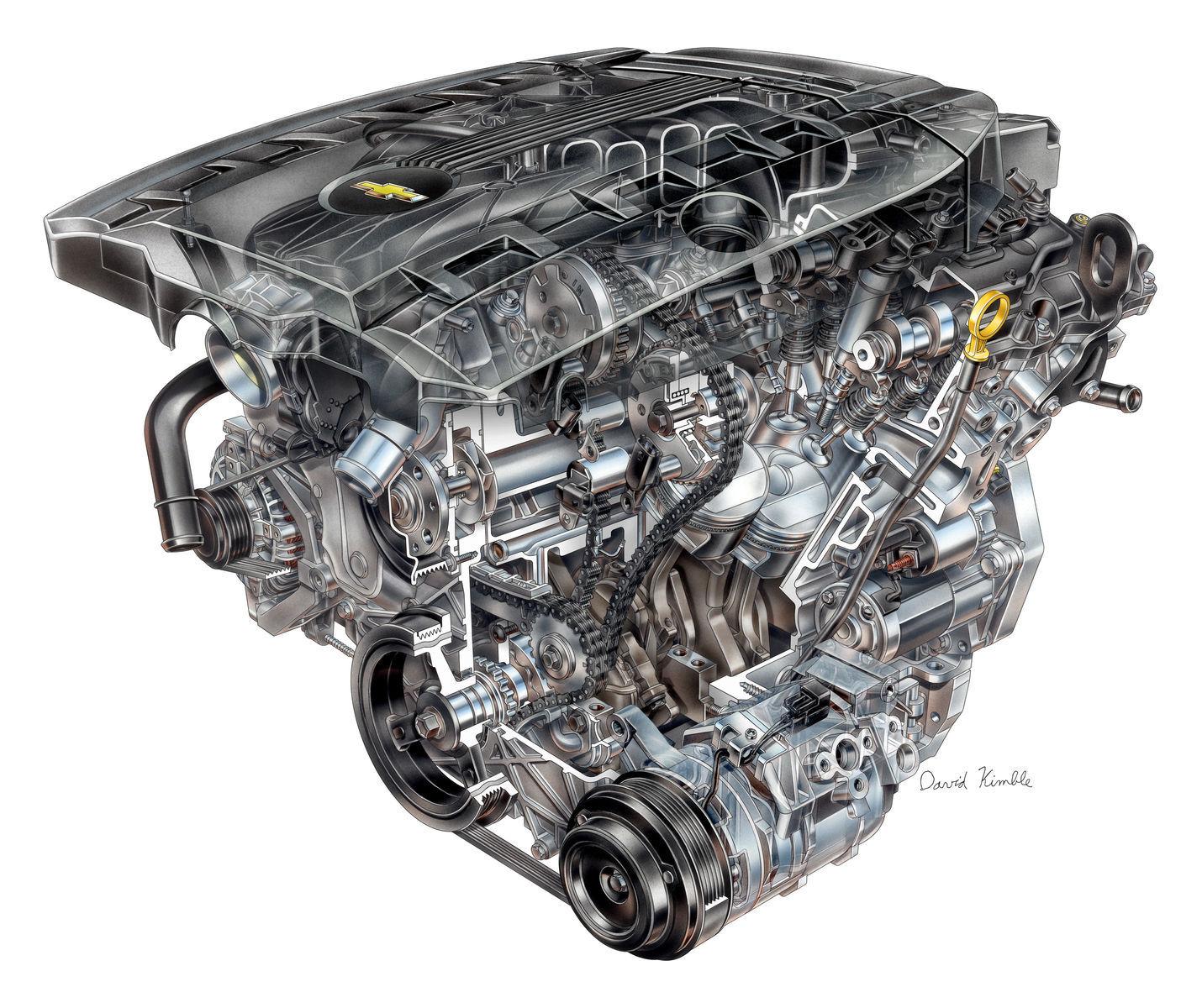 2012 Chevrolet Camaro | LFX