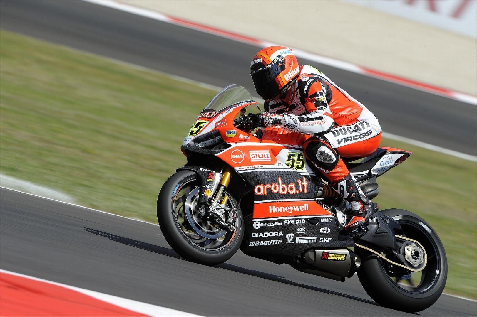 2015 Ducati Panigale R | Michele Pirro