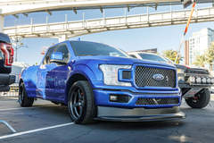 "Kurt Busch Inc.'s 1000HP ""Apex"" Ford F-150 on Forgeline FF3-Truck Wheels"