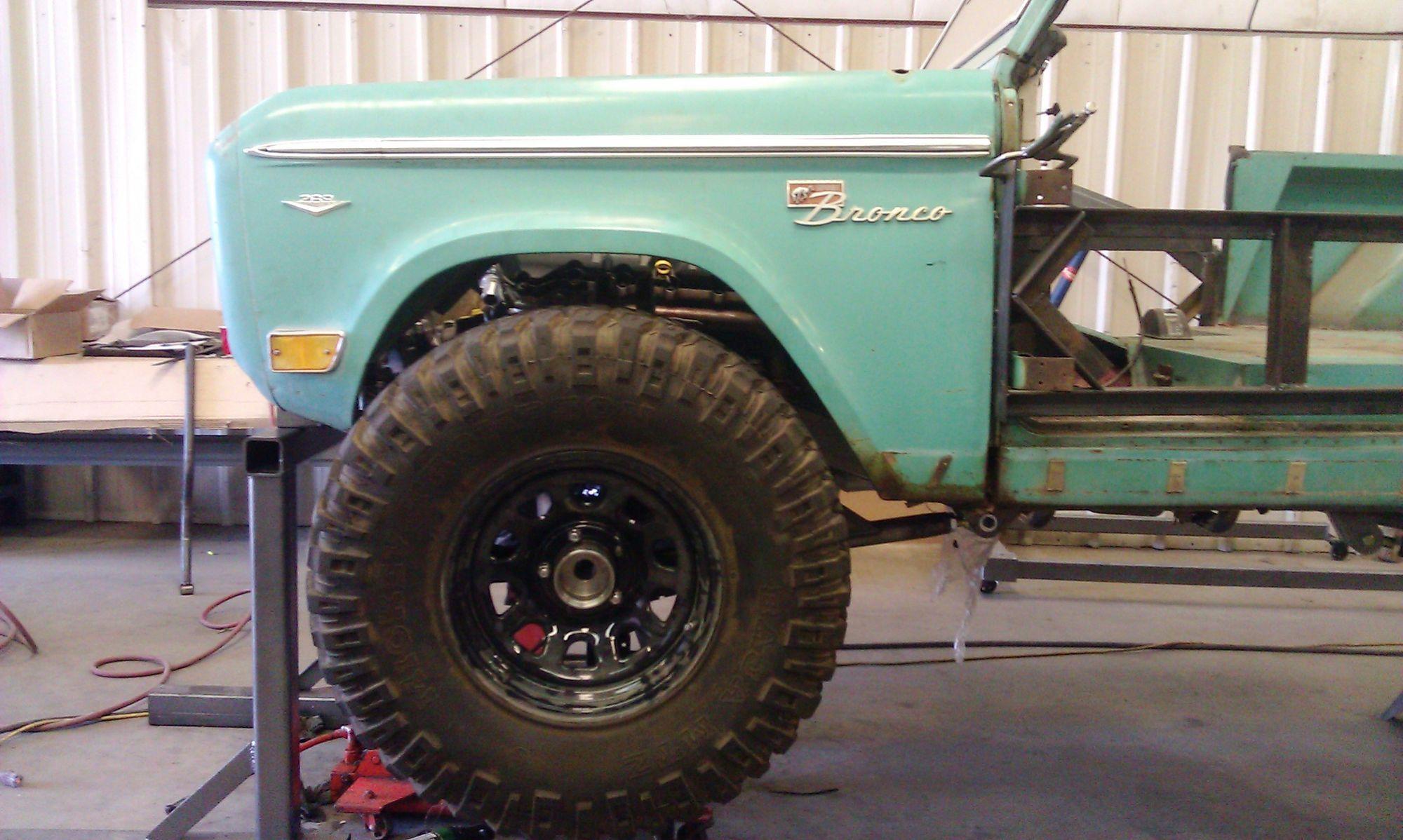 1968 Ford Bronco | Full Tuck
