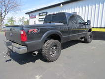 Ford Superduty with Fuelbox combo FTC45