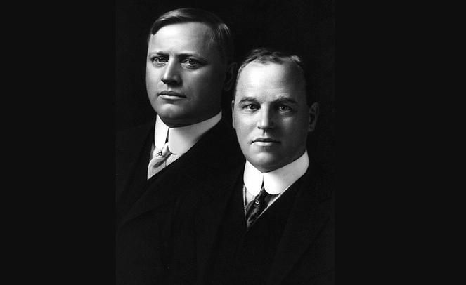 Dodge  | The Dodge Brothers - John and Horace Dodge