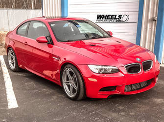 "2010 BMW M3 | OUR CLIENT'S BMW M3 E92 WITH 19"" FORGELINE SC3C SL WHEELS"