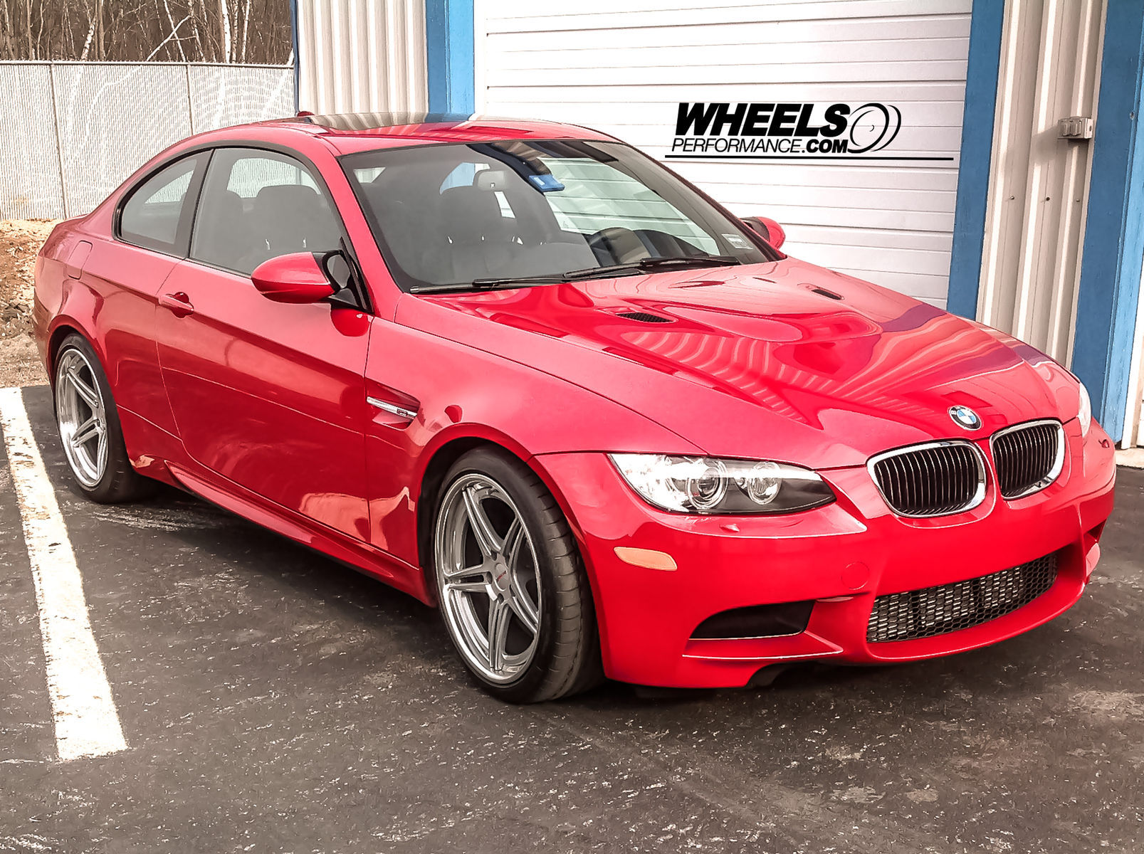 2010 BMW M3 | OUR CLIENT'S BMW M3 E92 WITH 19